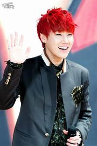 "cupid on Twitter: ""we all miss sunggyu's red hair http://t ..."