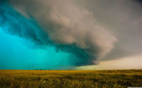 supercell thunderstorms wallpapers