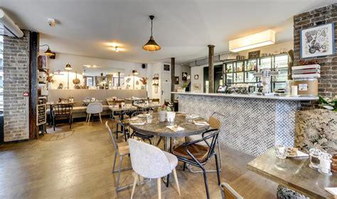le restaurant gabylou avec du mobilier francisco segarra