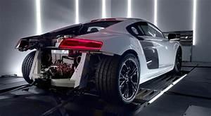 Audi R8 Motor : audi r8 v10 plus engine revealed and heard photos 1 of 4 ~ Kayakingforconservation.com Haus und Dekorationen
