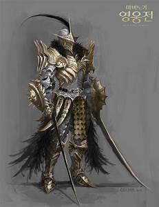 celder art - Vindictus armor design
