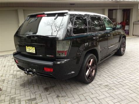 find   jeep grand cherokee srt  hp hennessey