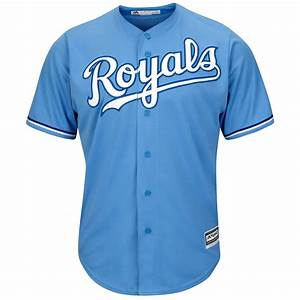 Fanatics Nhl Jersey Size Chart Kansas City Royals Majestic Official Cool Base Team Jersey
