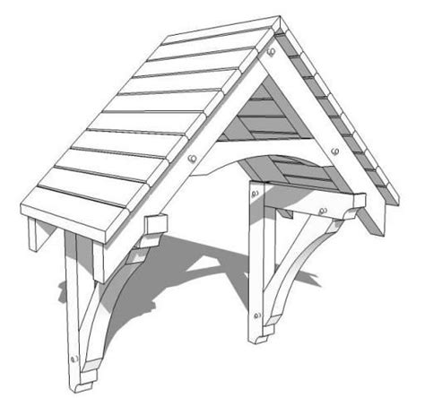 porch roof bracket support roof brackets porch roof