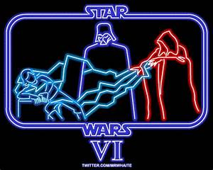 Star Wars Neon GIF Find & on GIPHY