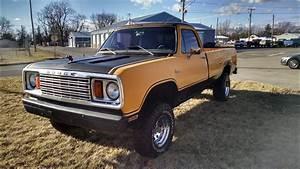 1978 Dodge W-150 440 Power Wagon
