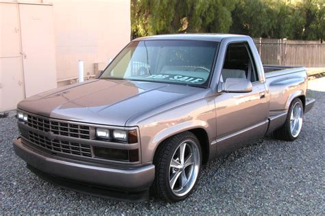 89 Chevy Short Bed Stepside