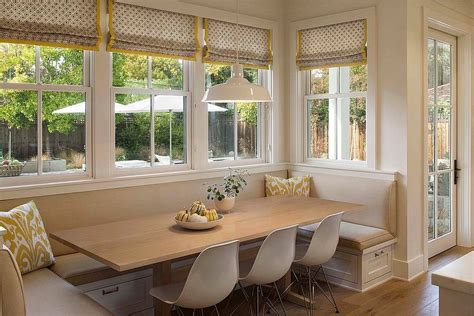 25 Spacesavvy Banquettes With Builtin Storage Underneath