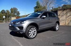 Ww Touareg : 2015 volkswagen touareg v6 tdi review video performancedrive ~ Gottalentnigeria.com Avis de Voitures