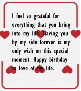 Birthday Special Wishes With Love Quotes For Her | Best Wishes