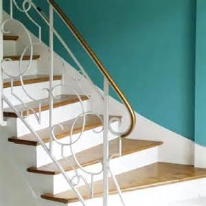 Peinture Pour Escalier : best idee peinture cage escalier pictures amazing house ~ Zukunftsfamilie.com Idées de Décoration