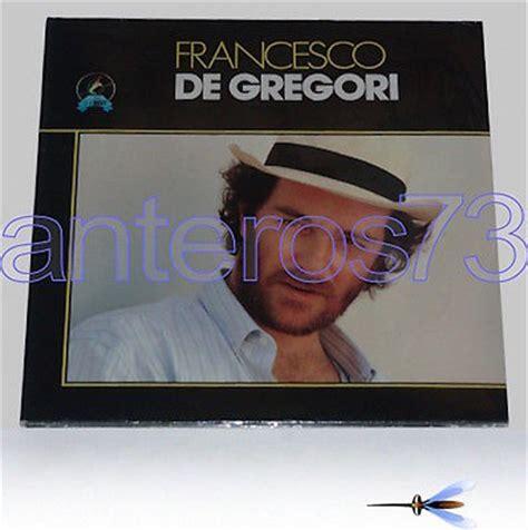 De Gregori The Best Popsike Francesco De Gregori Quot All The Best Quot Raro 2lp