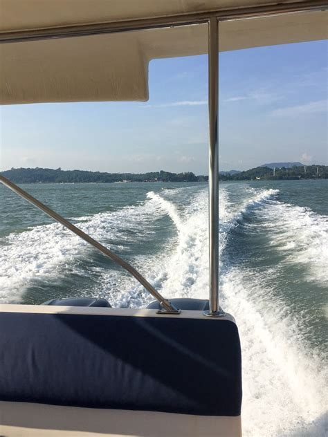 Speed Boat Malaysia by The Island Of Pangkor Laut Malaysia Baker