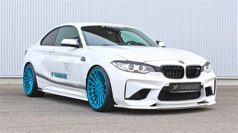 Modified Bmw M2 by Meet Hamann S Tuned Bmw M2 Top Gear