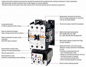Standard Type Magnetic Contactor  Magnetic Starter  Sc And Sw Series