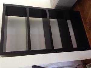 Regal Lack Ikea : ikea lack regal schwarz ca 200x100cm in m nchen regale kaufen und verkaufen ber private ~ Somuchworld.com Haus und Dekorationen