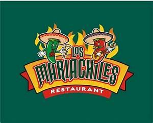 Mariachiles, Restaurant, Logo, By, Kenneth, Trevino, Via