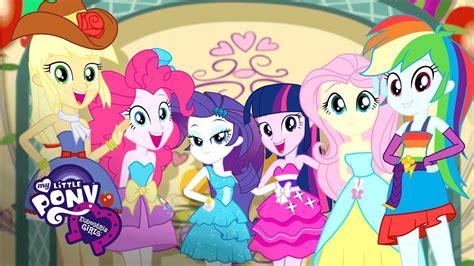 Winx Club Vs Mlp Equestria Grils