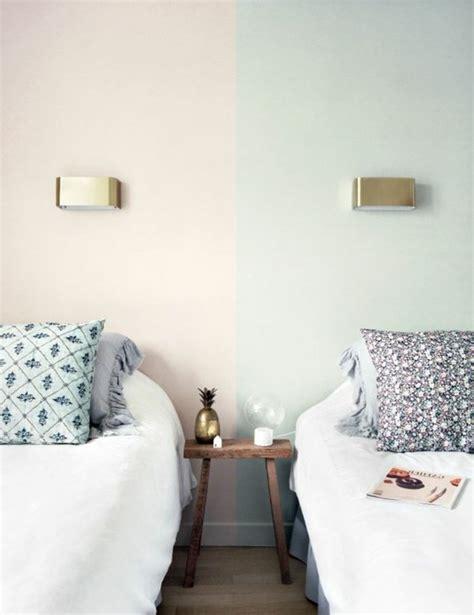 conseils peinture chambre deux couleurs conseil pour peindre chambre deux couleur 20171024233619