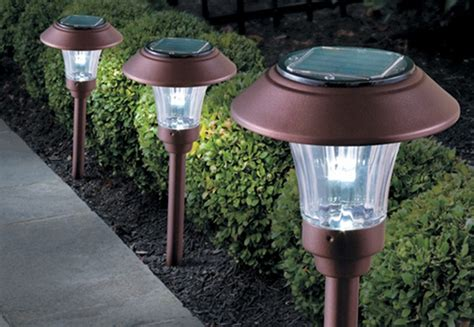 solar walkway lights design ideas