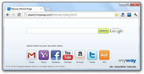 How To Remove Myway (virus Removal Guide)