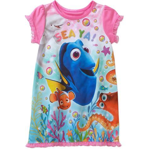 Finding Nemo - Finding Nemo Toddler Girl Short-sleeve ...
