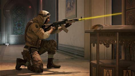 Rainbow Six Siege Wind Bastion New Operators Info Blow Out