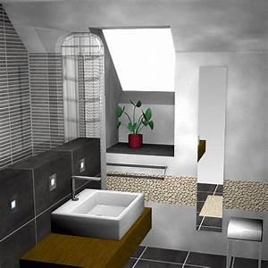Rénovation Salle De Bain Avant Après : avant apr s r novation d 39 une salle de bain dans un style ~ Dallasstarsshop.com Idées de Décoration