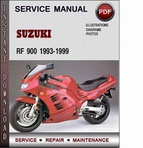 Suzuki Rf 900 1993