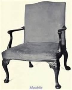 Fauteuil Style Anglais : style anglais early georgian 1715 1760 ~ Teatrodelosmanantiales.com Idées de Décoration
