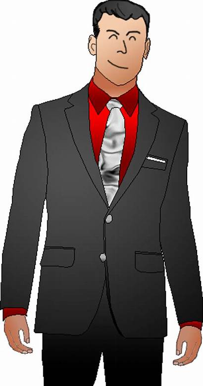Clipart Clip Businessman Business Cliparts Single Opengameart