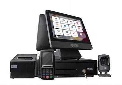 Pos Point System Cash Register Sales Market