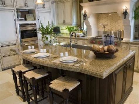 kitchen island instead of table kitchen island instead of dining table the value of kitchen ranch remodel pinterest