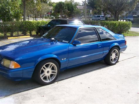 1986 Ford Mustang Information And Photos Momentcar