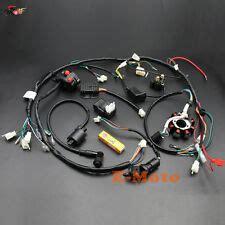 Kickstart Wiring Harnes Suzuki Dirt Bike by Motorcycle Electrical Ignition For Zongshen Ebay