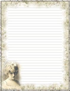 printable stationary images note paper writing