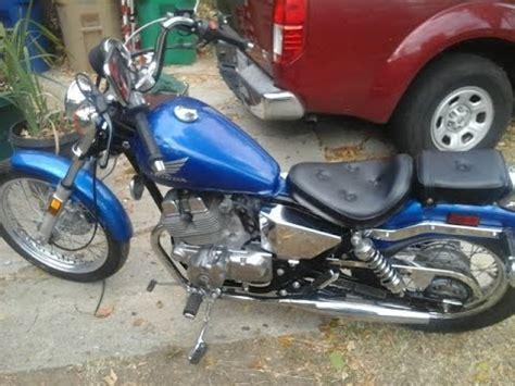 New Motorcycle! 1986 Honda Rebel 250!