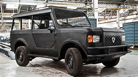 Mobius Motors back-to-basics SUV almost ready for Africa ...