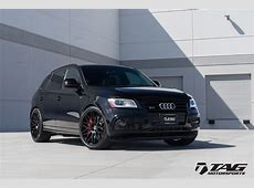 The Black Pearl SQ5 on 22