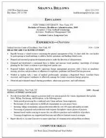 Excellent Health Care Resume Objective And Builder