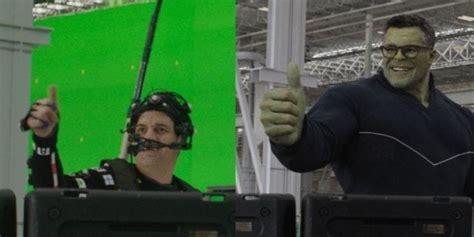 Avengers Star Mark Ruffalo Reveals Most Insane Hulk Mocap