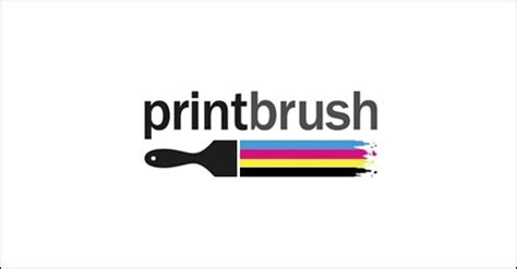 20 Beautiful Paint Brush Logo Designs For Inspiration