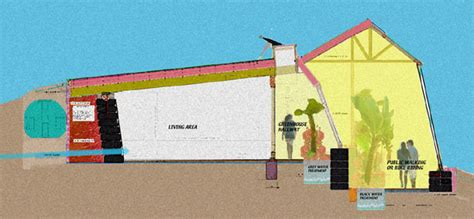 earthship village design with michael by brian skeele sustainable santa fe