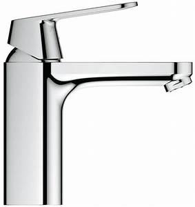 Mitigeur Grohe Lavabo : mitigeur lavabo grohe eurosmart cosmopolitan bec m dium ~ Dallasstarsshop.com Idées de Décoration