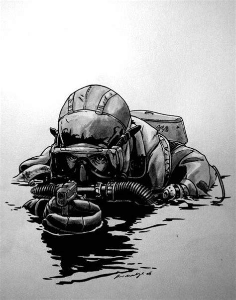 charlie sheen navy seal by horriblemonster.deviantart.com on @DeviantArt in 2019 | Military