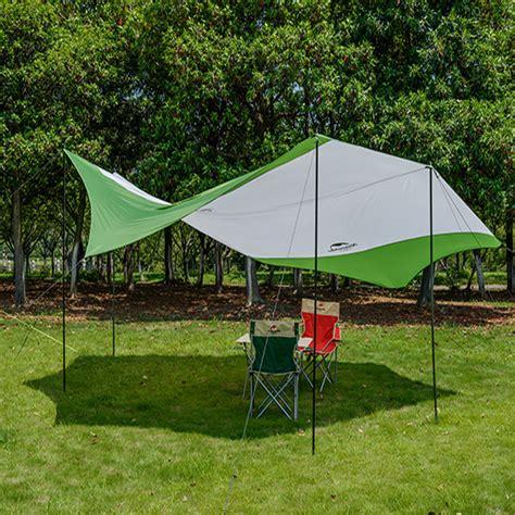 Shade Canopy by Naturehike Hexagon Sunshade Canopy Uv 40 Waterproof