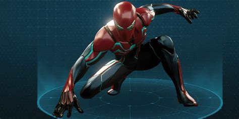 Spider-man Ps4 Game All Suit's Pictures
