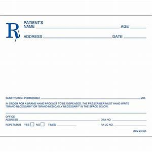 blank rx template pictures to pin on pinterest pinsdaddy With template for prescription pad