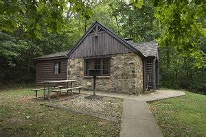 sam a baker cabins lodging missouri state parks