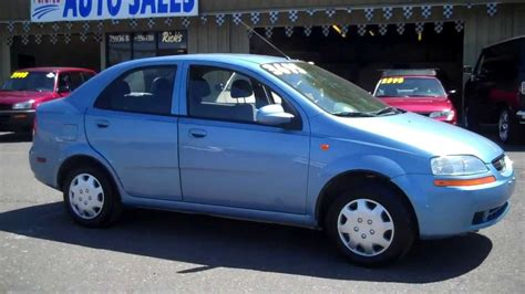free car manuals to download 2004 chevrolet aveo parental controls 2004 chevy aveo 114k sold youtube